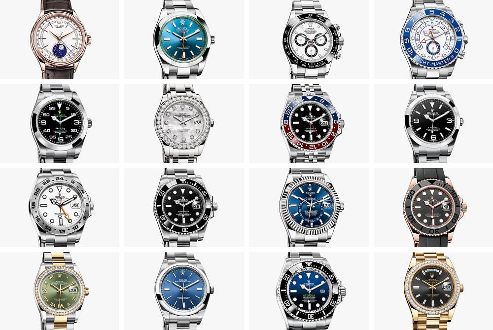 Thuật ngữ và hướng dẫn mua đồng hồ Rolex