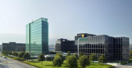 Trụ sở Rolex tại Geneva Thụy Sĩ