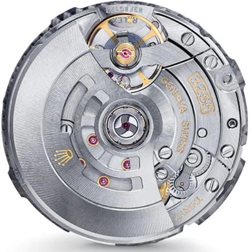 Bộ máy Calibre Automatic 3255