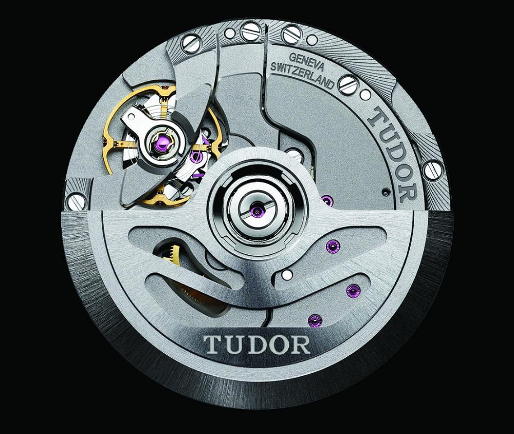 Bộ máy Tudor Calibre MT5612