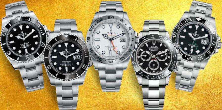Mua đồng hồ Rolex sản xuất với số lượng ít