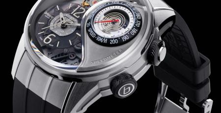Đồng hồ đo tốc độ Breva Génie 03
