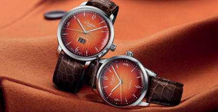 Glashütte Original Sixties Annual Edition 2019
