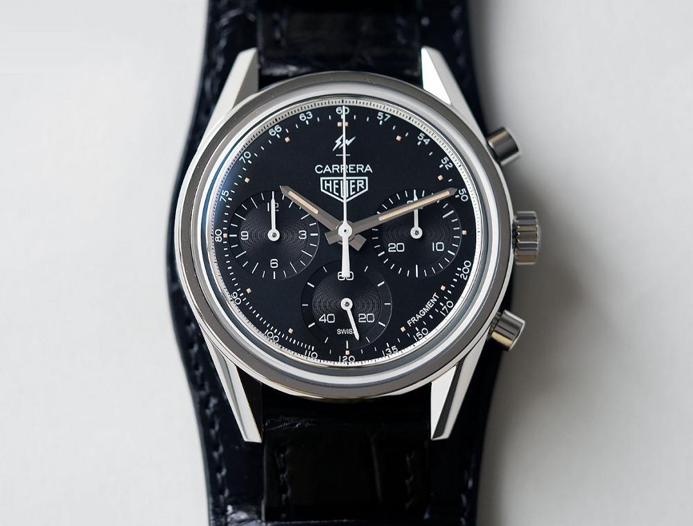 Đồng hồ TAG Heuer Carrera Hiroshi Fujiwara