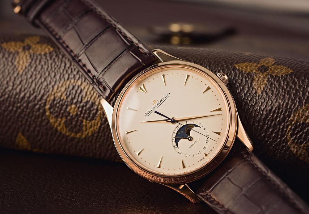 Đồng hồ Jaeger Lecoultre Ultra Thin Moon