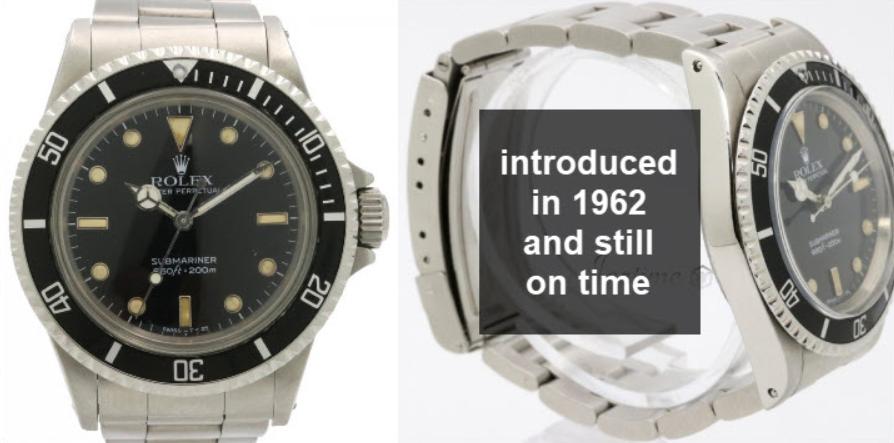 Đồng hồ Rolex cũ và cổ điển