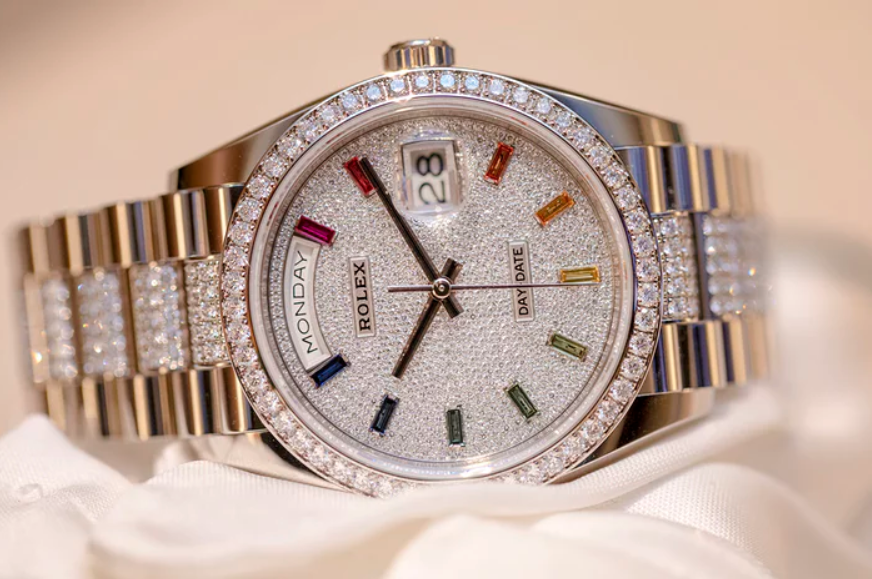 Đồng hồ Rolex Day-Date 36 Ref. 128345RBR