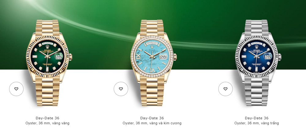 Rolex Day-Date 36 Baselworld 2019