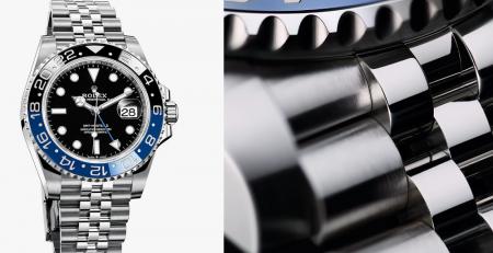 Đồng hồ Rolex Batman GMT-Master II 126710BLNR