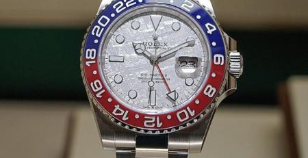 Rolex Pepsi GMT-Master II 126719BLRO