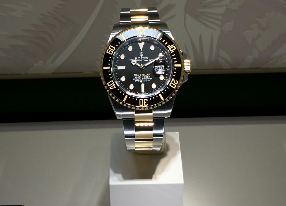 Đồng hồ Rolex Sea-Dweller 126603