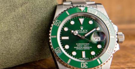 Đồng hồ Rolex Submariner 16610LV