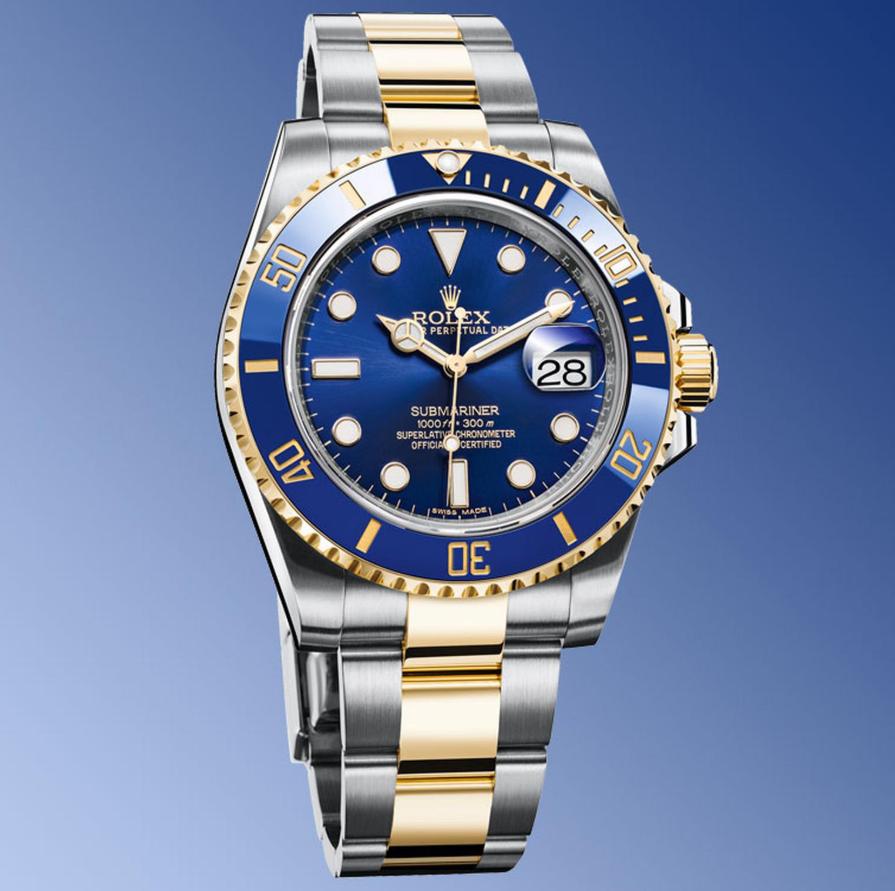 Đồng hồ Rolex Submariner Date