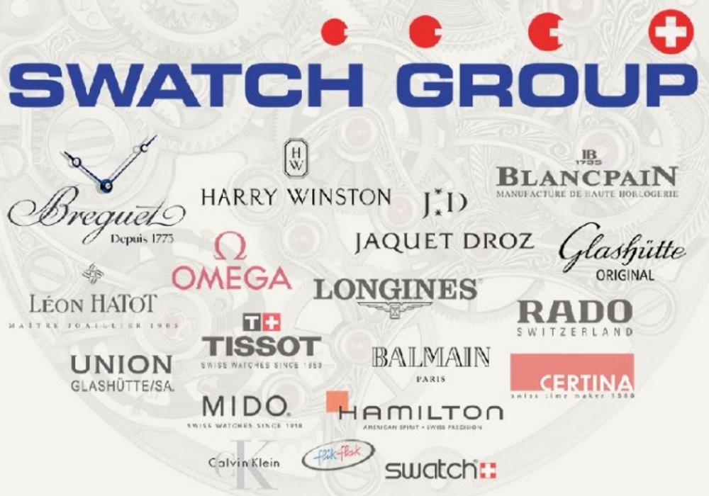 Tập đoàn đồng hồ Swatch Group