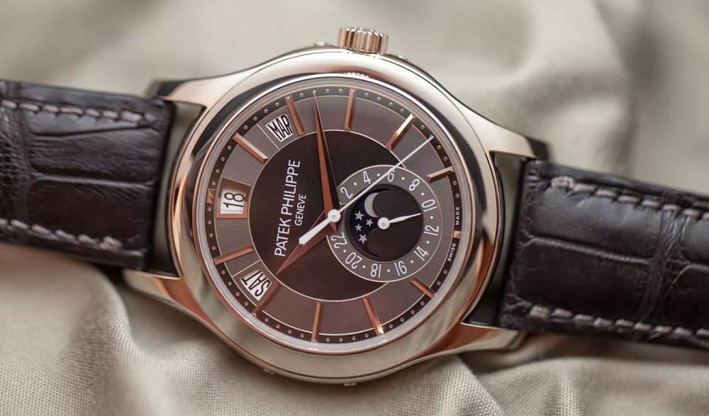 Đồng hồ Patek Philippe 5205G