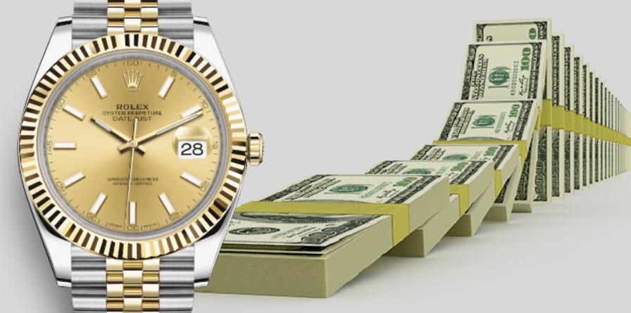 Nên mua đồng hồ Rolex nào để đầu tư kiếm lợi nhuận