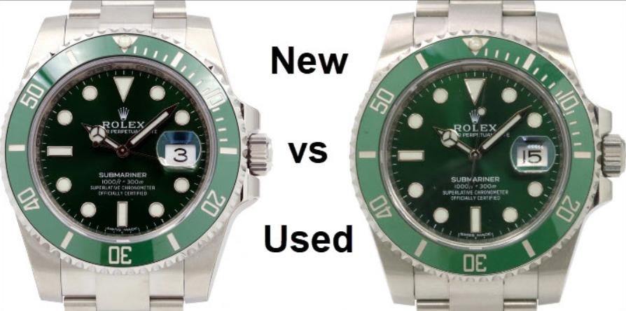 Những lý do nên mua đồng hồ Rolex Submariner cũ
