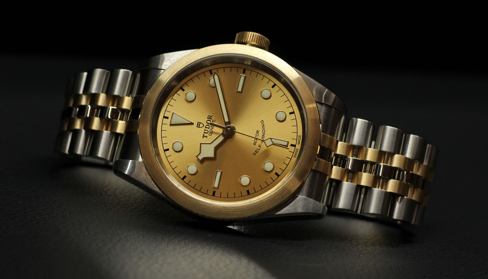Đồng hồ Tudor Black Bay S&G
