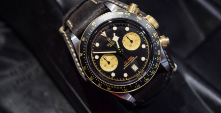 Tudor Black Bay Chrono S&G 79363N