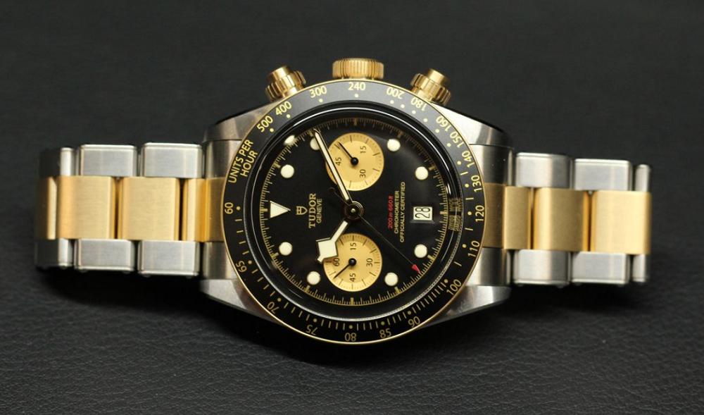 Tudor Black Bay Chrono S&G 79363N