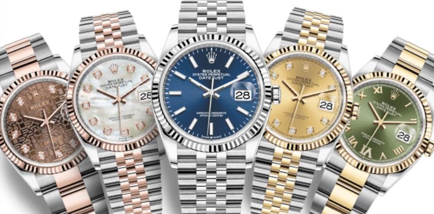 Đồng hồ Rolex Datejust 36