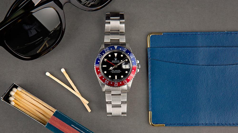 Đồng hồ Rolex GMT-Master 1675
