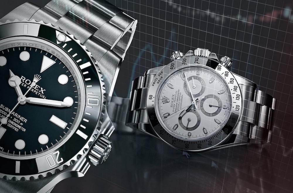 Đồng hồ Rolex tuyệt vời dành cho nam giớ có cổ tay nhỏ