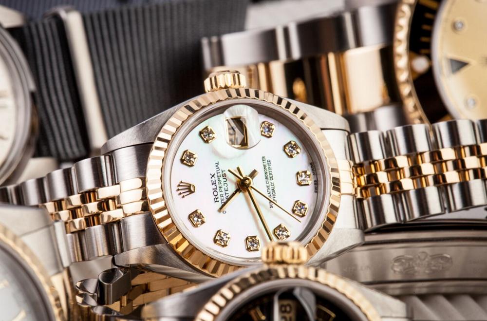 Đồng hồ Rolex Lady Datejust