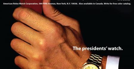 Tìm hiểu lịch sử đồng hồ Rolex Day-Date President