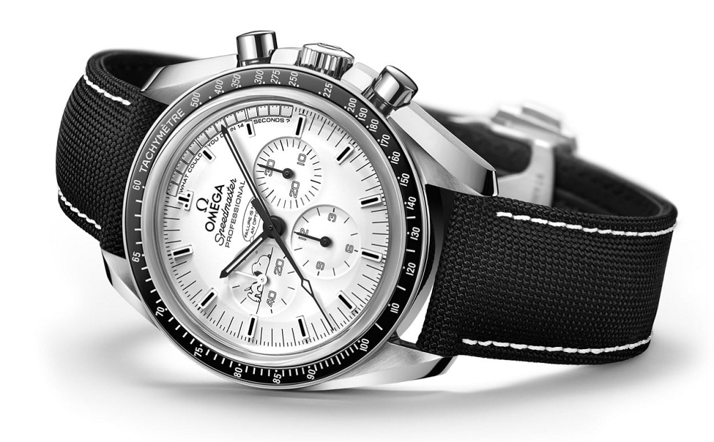Omega Snoopy Speedmaster Apollo 13