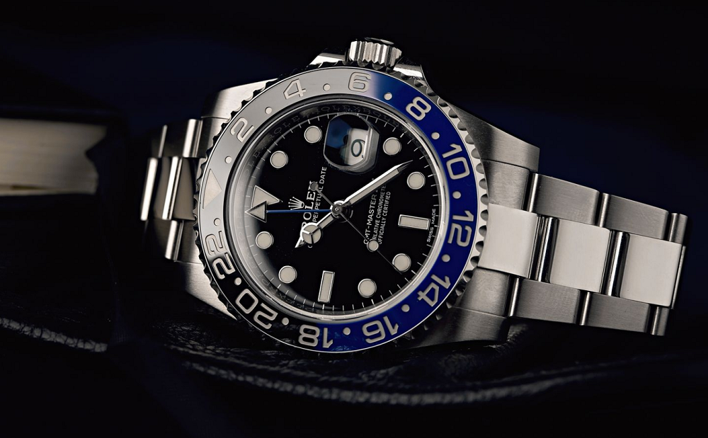 Rolex-Batman GMT Master II