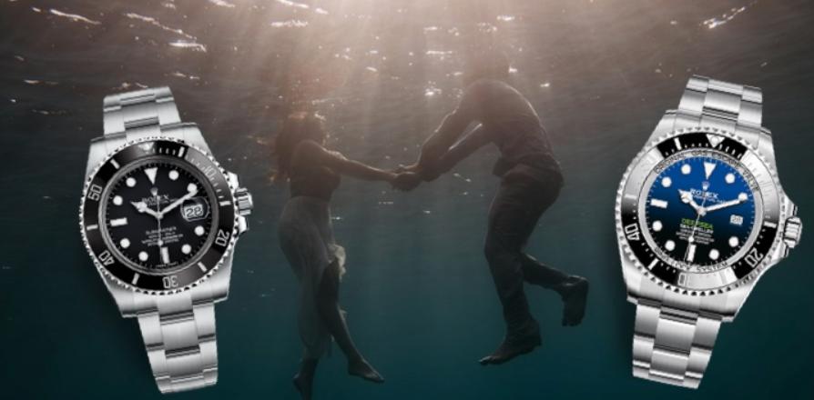 Đồng hồ đôi Rolex thể thao