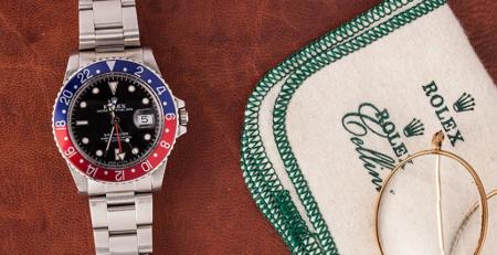 Đồng hò Rolex dưới 10.000 đô la