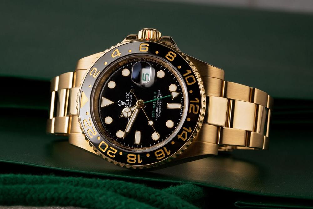 Rolex GMT-Master II Ref 116718