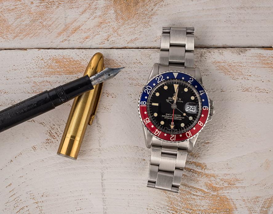 Đồng hồ Rolex GMT-Master Ref. 1675