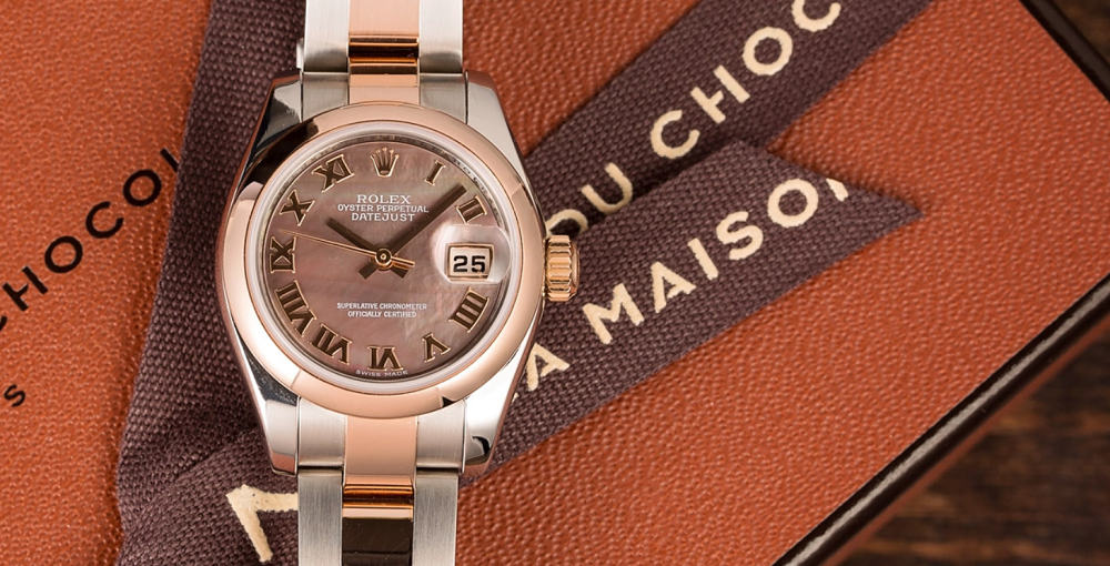 Rolex Ladies Datejust 179161