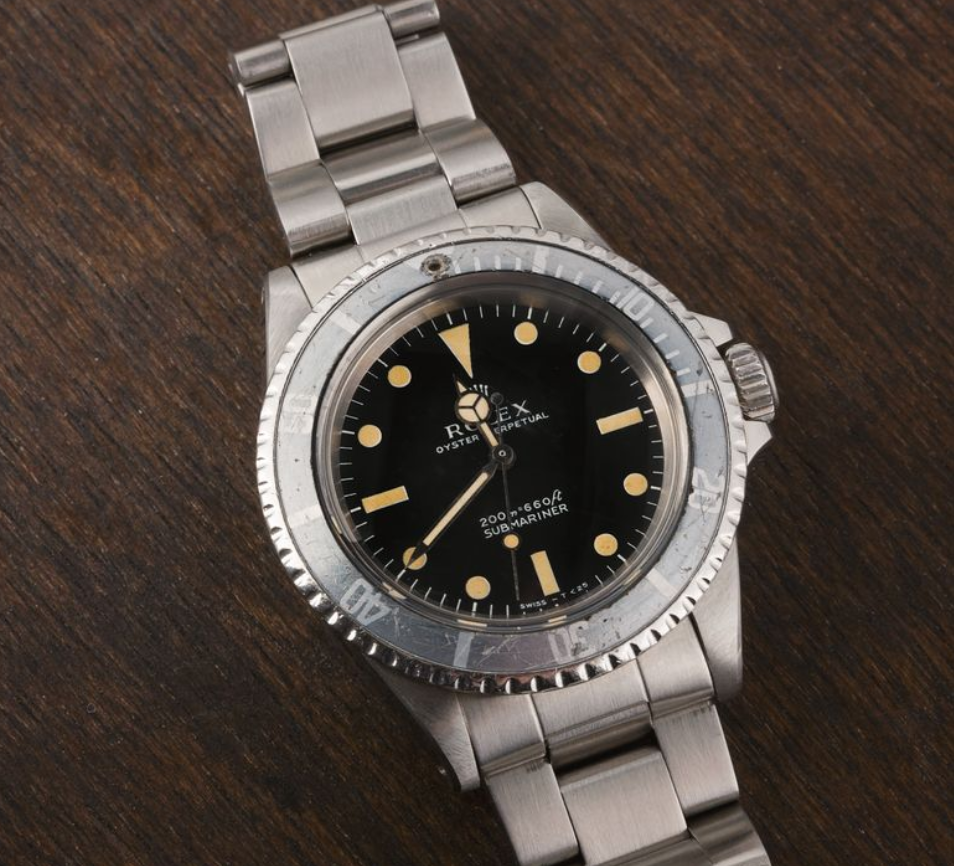 Đồng hồ Rolex Submariner 5513