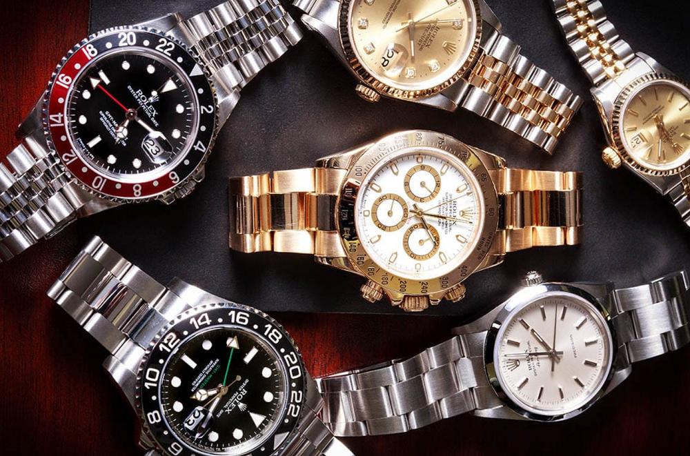 5 Mẫu đồng hồ Rolex được khao khát nhất trong năm 2019
