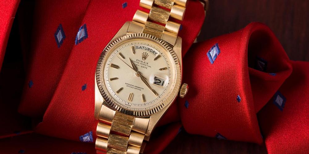 Đồng hồ Rolex Day-Date 6611