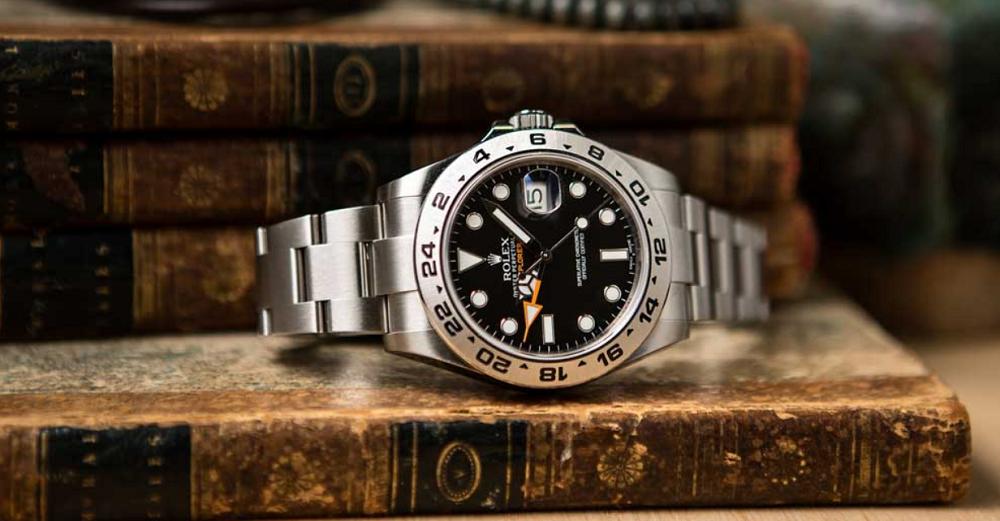 Đồng hồ Rolex Explorer 216570