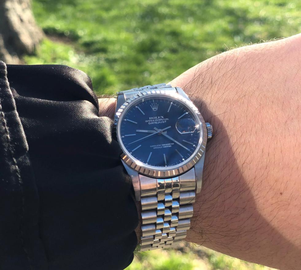 Đồng hồ Rolex Datejust