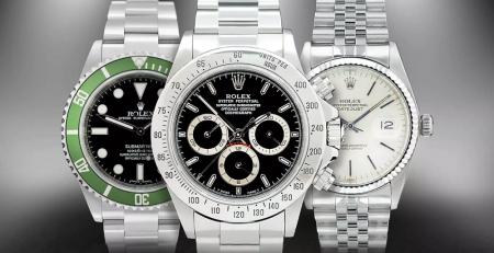 Câu chuyện đằng sau chiếc đồng hồ Rolex