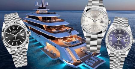 Chọn mua đồng hồ Rolex Datejust 36 theo thiết kế