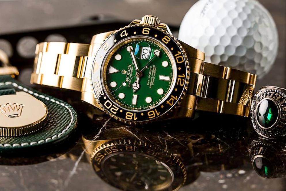 Đại sứ thương hiệu đồng hồ giải Masters Golf 2019