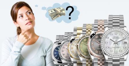 Hướng dẫn mua đồng hồ Rolex Lady-Datejust 31 dành cho phụ nữ