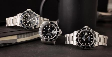 Tìm hiểu lịch sử phát triển đồng hồ Rolex Submariner