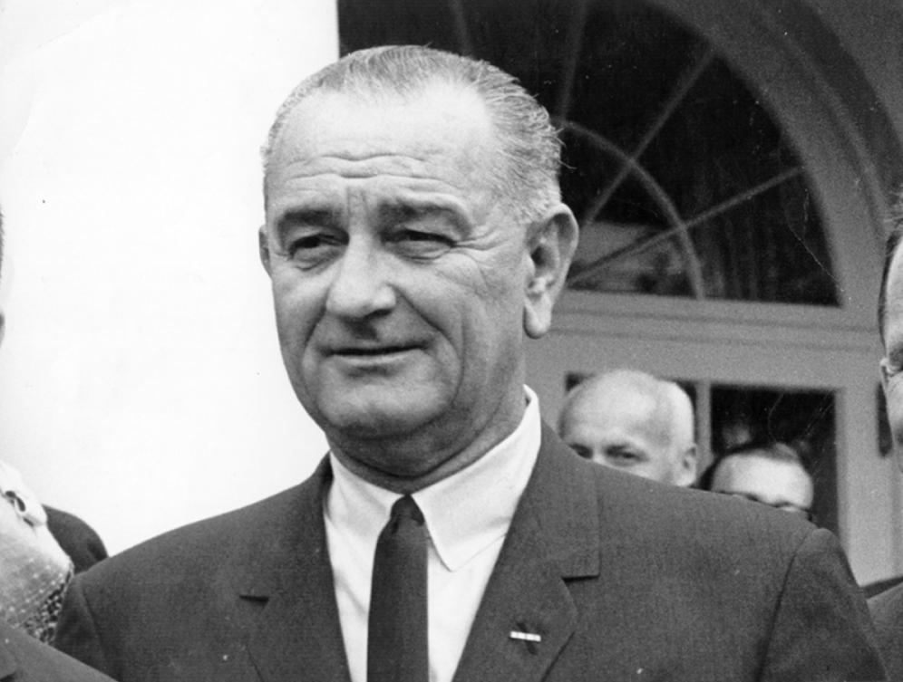 Tổng thống Lyndon Baines Johnson