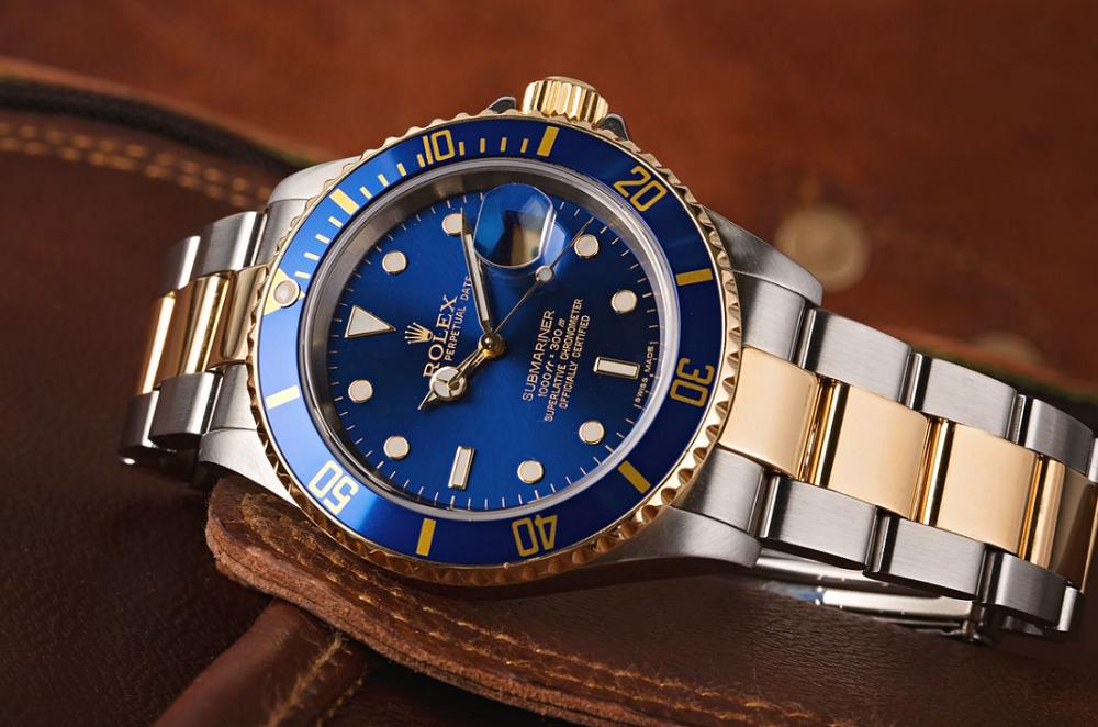 Đồng hồ Rolex Submariner Rolesor