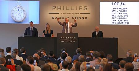 Nhà đấu giá đồng hồ Phillips