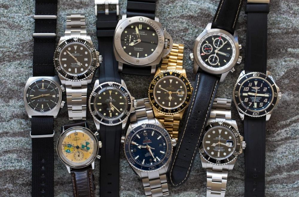 Đồng hồ cho người về hưu